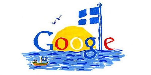 H Google σήμερα είναι Ελληνική!