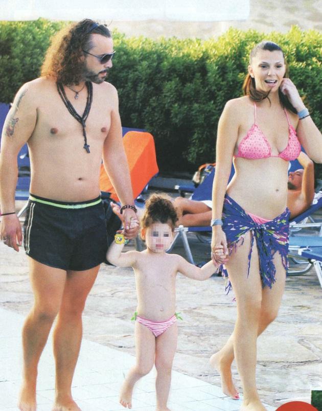 Χρήστος Δάντης: Έγινε μπαμπάς για τρίτη φορά! Η τρυφερή φωτογραφία του μωρού