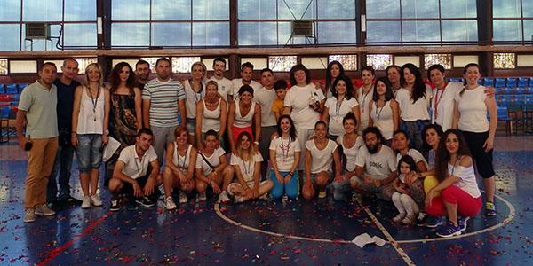 Εντυπωσιακή τελετή λήξης της 1ης περιόδου του Active Kids Summer Camp 2014