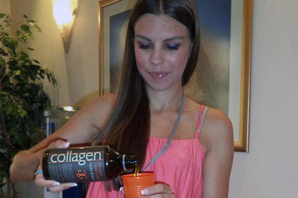 Μεγάλη προσέλευση κόσμου στο «Collagen party» του ΛΟΓΩ ΔΙΑΤΡΟΦΗΣ Κολωνακίου!
