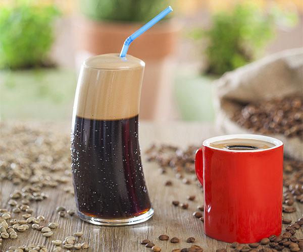 Ο στιγμιαίος καφές δεν προκαλεί πόνο στο στομάχι