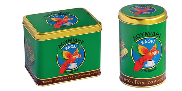 Ο καφές Λουμίδης Παπαγάλος γιορτάζει τα 95 του χρόνια