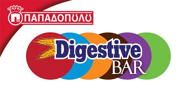Περισσότερη ενέργεια στον Αυθεντικό Μαραθώνιο Αθηνών με Digestive BARs ΠΑΠΑΔΟΠΟΥΛΟΥ