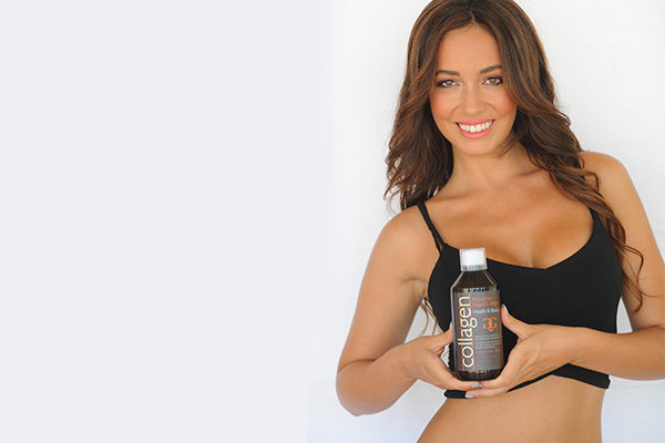 Έλλη Παπαγγελή: « Επιλέγω το Collagen Pro Active για να προστατεύσω το δέρμα μου από τον ήλιο»