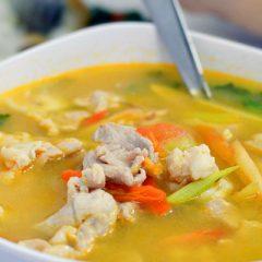Κοτόσουπα: Ιδανικό γεύμα για το κρυολόγημα
