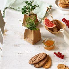 Πολυδημητριακά μπισκότα: Ιδανική, θρεπτική και γρήγορη επιλογή πρωινού!