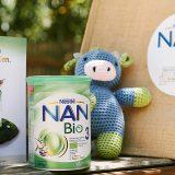 Nestlé NAN Bio: Νέο βιολογικό γάλα 2ης βρεφικής ηλικίας σε σκόνη.