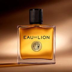 EAU DE LION: Το πρώτο άρωμα εμπνευσμένο από τα δημητριακά LION!