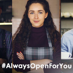 "Nestlé: ""Always Open For You"""