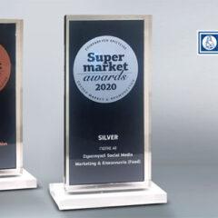 Νέες διακρίσεις για τη ΓΙΩΤΗΣ Α.Ε., στα SupermarketAwards2020